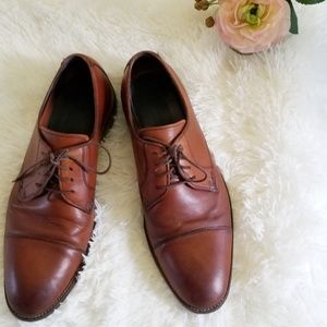 Cole Haan Oxfords Brown Size 10